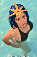 Pool Party LeBlanc. League of Legends. by Morganita86