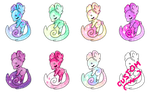Galaxy Hopper Adopts (8/8 OPEN) 150 points each! by Ravenwood777