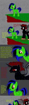 Mlp Comic 1: Events to come by Dashie4ever101