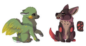adoptables OPEN auction by Ieensor