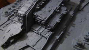BELLATOR CLASS STAR DESTROYER COMPLETED 4 by THE-WHITE-TIGER