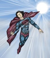 Superman by nafis