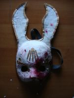 Splicer Rabbit Mask by r-AY
