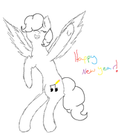 Happy new year! by Cabooselover