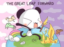 The Great Leap by Kaiami