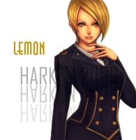 Lemon by ChiamHarkem