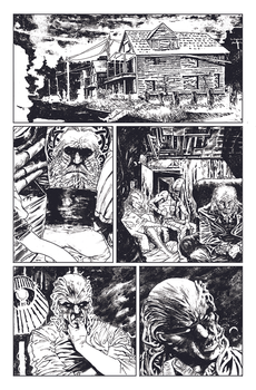 Nightbreed Issue 9 page 7 by DEVMALYA