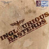 Inglourious Basterds CD Soundtrack Jacket by TerrysEatsnDawgs