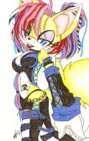 CyberGoth_Luner by vixengal01