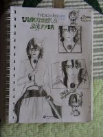 Bleach Espada 4th Ulquiorra by ser-en