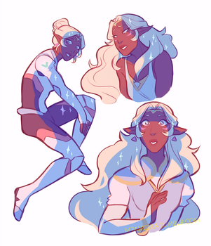 Allura by m-angela