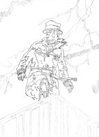 Rorschach - Outline by stonerloner