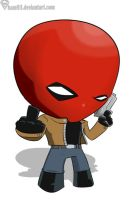Red Hood chibi by shamserg