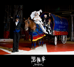 The Circus has come to Town by K-tetsu