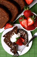 Choc Brioche French Toast 2 by bittykate