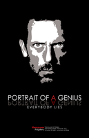Portrait of a Genius Project by amenoNine