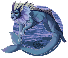 Vaporeon + Video by forstyy