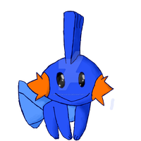 Day 11 - Favourite WATER type by Sparrow-Kaizu