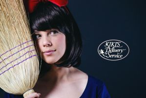Cosplay Kiki's Delivery Service by MahoCosplay