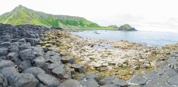 Giant's Causeway by jvrichardson