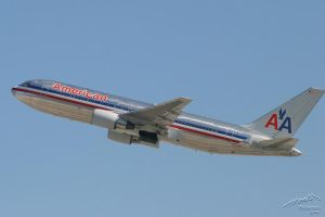 LAX 10 AA 767-200 by Atmosphotography