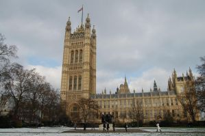 Parliment Building by AnorexicWalrus