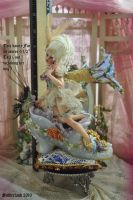 17th Century Faery Sculpture by SutherlandArt