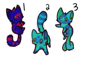 -ADOPT UPDATE- Kitten Adopts by Spychedelic