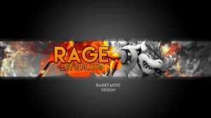 YouTube Channel Design by Ragetf