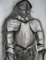 Suit of Armor by WithSongsOfDefeat