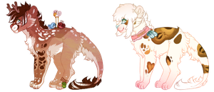Kiamara Adopts by curdledmeat