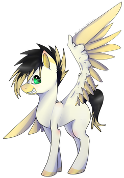 Nimbus (Commission) by BrinxX-Creations