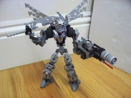 Bionicle MOC: Sorde by jumpstartautobot