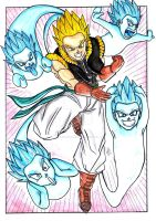 GOTENKS GT by greatpunch10
