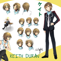 The Many Keito!! by Slypht