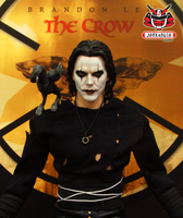 THE CROW ERIC DRAVEN 03 by wongjoe82