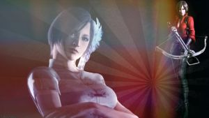 Ada Wong - Wallpaper 12 by NatlaDahmer