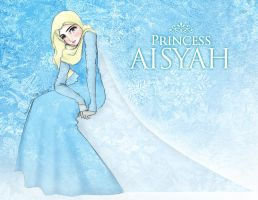 Princess Aisyah by finieramos