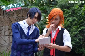 UTAPRI - Ren and Masato compose by karlonne