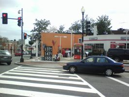 Gas Prices: DC: 04.04.2008 by blackmariah27