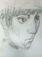 Keith Moon by greengal14