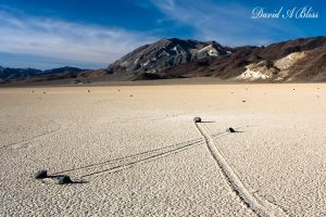 Racetrack Death Valley by shiverfix