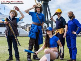 Team Fortress 2 - Meet the BLU team by TPJerematic