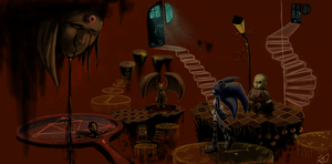 Alice Madness Returns - Sonic. by TotoroTheFox