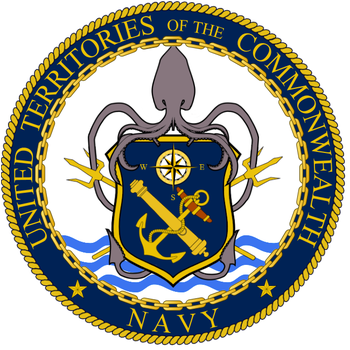 FALLOUT: Seal of the UTC Navy by okiir