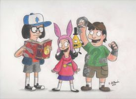 Gravity Belchers by HeadsofScwab