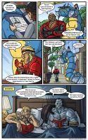 Manly Guys 13 by Coelasquid