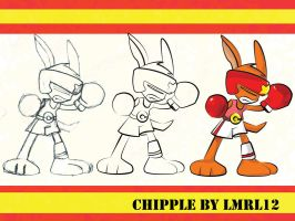 Chipple - from sketch to Color by lmrl12
