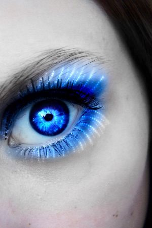 blue eye by flameXofXmisfortune - Turkuaz-Mavi Avatarlar