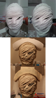 Silent Hill Nurse Mask Collage by salty5150